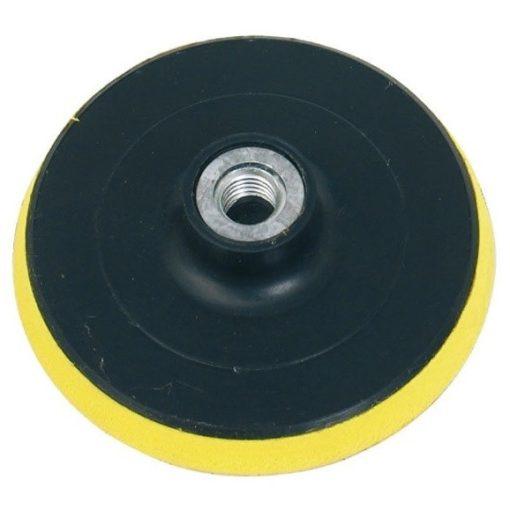 EXTOL 108525 Gumitányér 1db 125mm