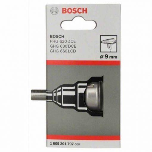 BOSCH 1609201797 Szükítőfuvóka 9mm