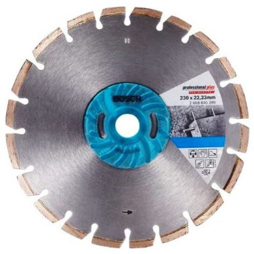 BOSCH 2608600286 Gyémánt Vágótárcsa 150HPP  Rapid gránit