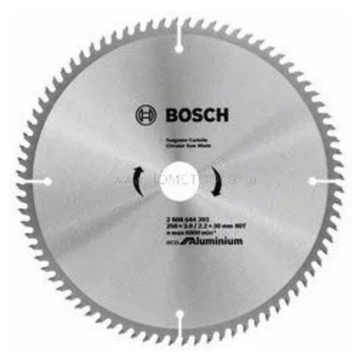 BOSCH 2608644393 Körfűrészlap EC AL B 250x30 Z80