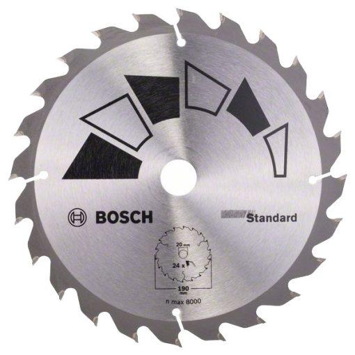 BOSCH 2609256807 Körfűrészlap GT WO H 150x20-40