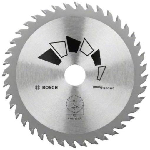 BOSCH 2609256818 Körfűrészlap GT WO H 190x20-24