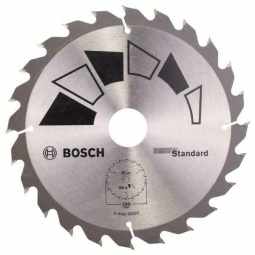 BOSCH 2609256820 Körfűrészlap GT WO H 190x30-24