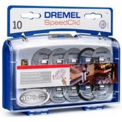 DREMEL 2615S690JA Vágókorong készlet SpeedClic