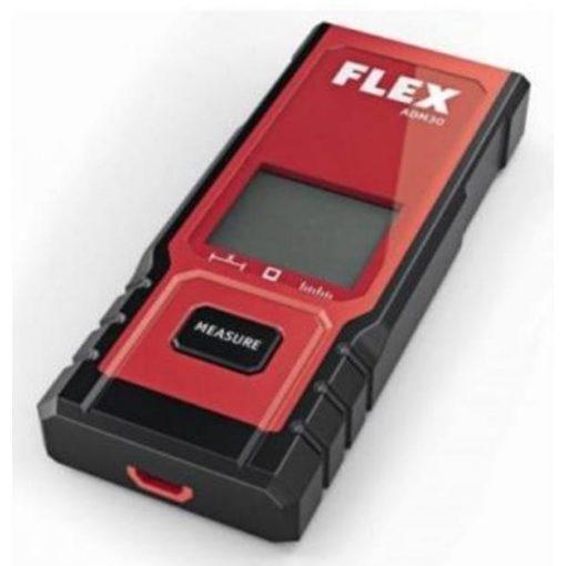 FLEX ADM30 Lézeres távolság-és területmérő beépített akkuval (421405)