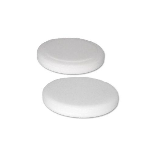 47060015 Polírozó Szivacs Fehér 1db 175x50mm 100KO