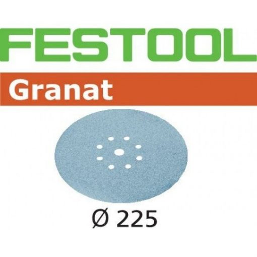 FESTOOL 499640 Csiszolópapír db STFD225-8 225mm P180