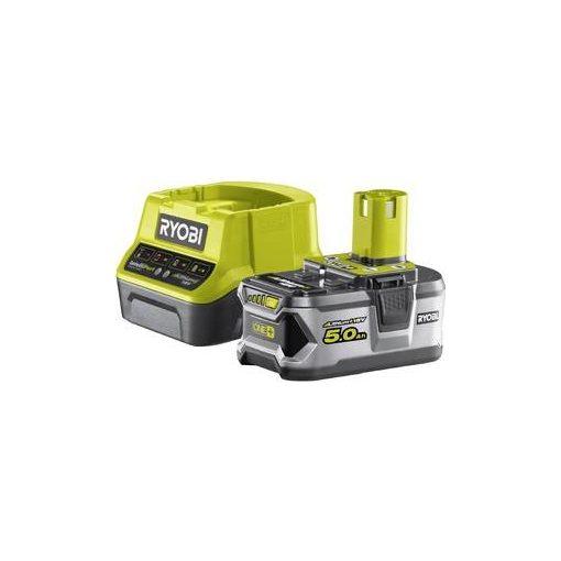 RYOBI RC18120-150 Akku 5,0Ah + töltő (5133003366)
