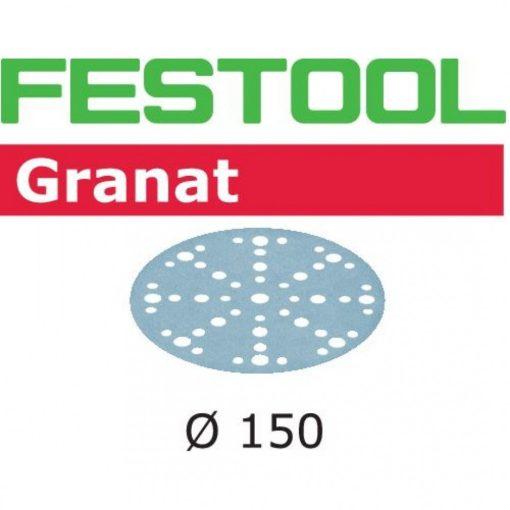 FESTOOL 575165 Csiszolópapír STF D150/48 P150 GR/100