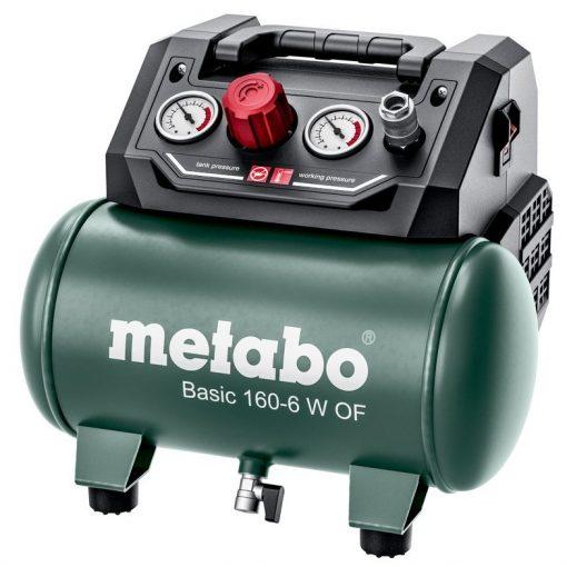 METABO Basic 160-6 W OF Kompresszor (601501000)