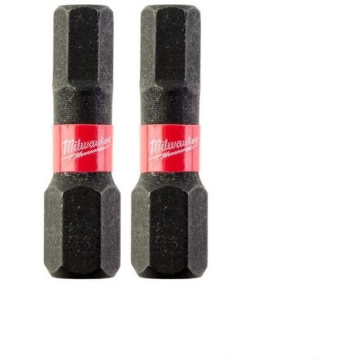 MILWAUKEE 932430896 Bit 2db-os Hatlap 5,0mm 25mm Shock wave