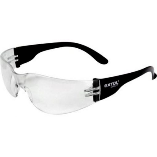 EXTOL 97321 Védőszemüveg Viztiszta Polikarbonát CE