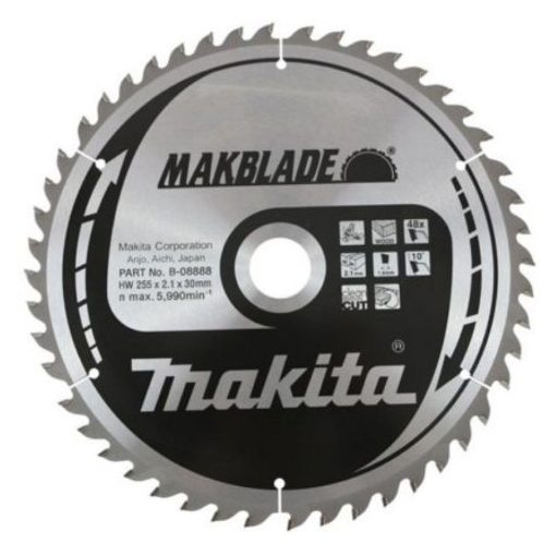 MAKITA B-09042 Körfűrészlap Makblade 190x20mm Z60
