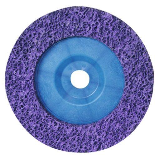 MAKITA B-36267 Tisztítótárcsa lila nylon 125mm