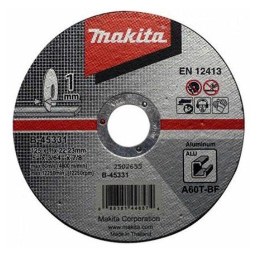 MAKITA B-45331 Vágókorong ALU 125x1mm A60T