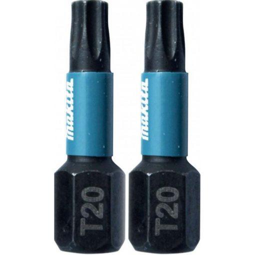 MAKITA B-63672 Csavarbehajtó bit impact BLACK T20 25mm