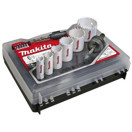 MAKITA D-24898 Körkivágó Bimetál Készlet 6db-os 20-25-32-40-51-65mm