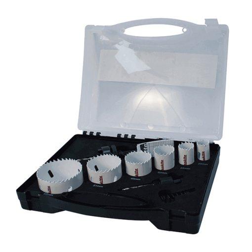 MAKITA D-47139 Bimetál körkivágó készlet 6db-os 20,25,32,40,51,65mm