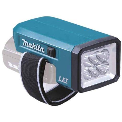 MAKITA DEADML186 Akkus LED Lámpa 14,4-18V LXT Li-Ion Akku és töltő nélkül