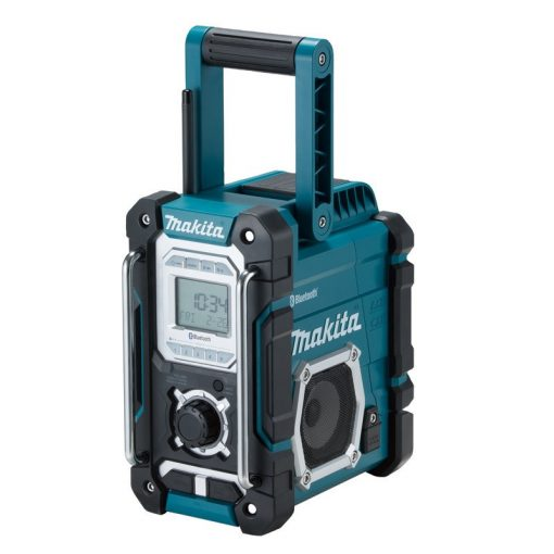 MAKITA DMR108 Akkus Rádió 7,2V-18V LXT,CXT Li-ion Bluetooth Akku és töltő nélkül