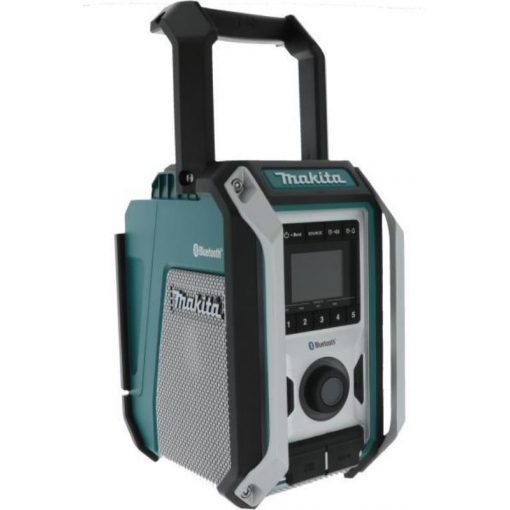 MAKITA DMR114 Akkus Rádió 12V max CXT Li-ion Bluetooth Akku és töltő nélkül