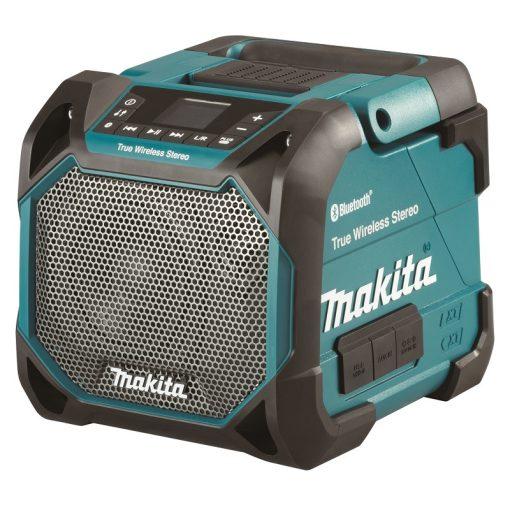 MAKITA DMR203 Akkus hangszóró BLUETOOTH 12V max CXT 18V LXT Li-ion TWS Akku és töltő nélkül