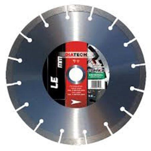 DIATECH LE125 Gyémánt Vágótárcsa 125x22.2x10mm ST