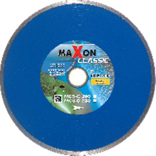 DIATECH MCS115C Gyémánt Vágótárcsa 115x22.2x5mm MAXON C