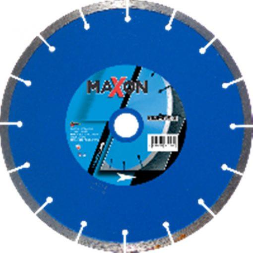 DIATECH MSZ125C Gyémánt Vágótárcsa 125x22,2x7 Maxon szegmens Classic