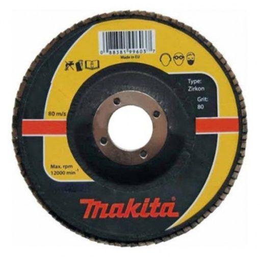 MAKITA P-65501 Lamellás Csiszoló INOX 1db 125mm K60