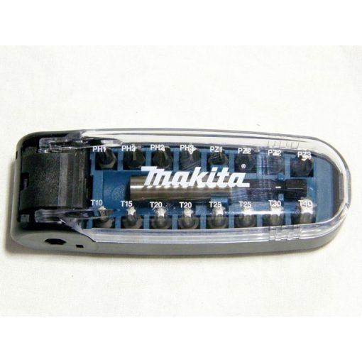 MAKITA P-79778 BIT Készlet CROCO 17db-os