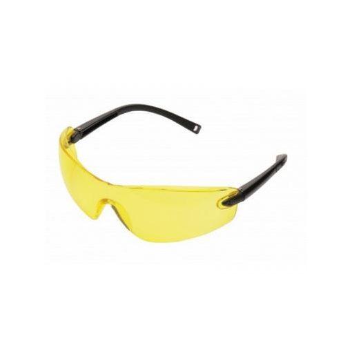 PORTWEST PW34AMR Védőszemüveg Profil Sárga
