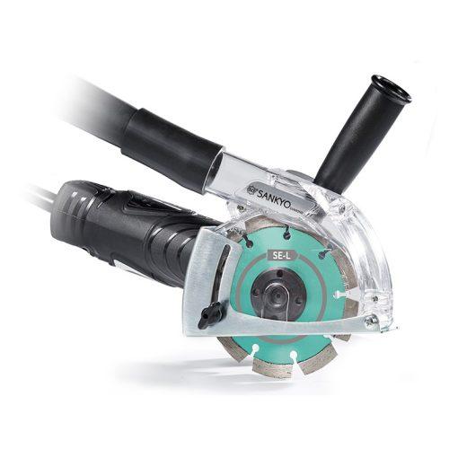 HIKOKI SDBC125000 Porelszívó adapter Átm.125mm-es sarokcsiszolóhoz