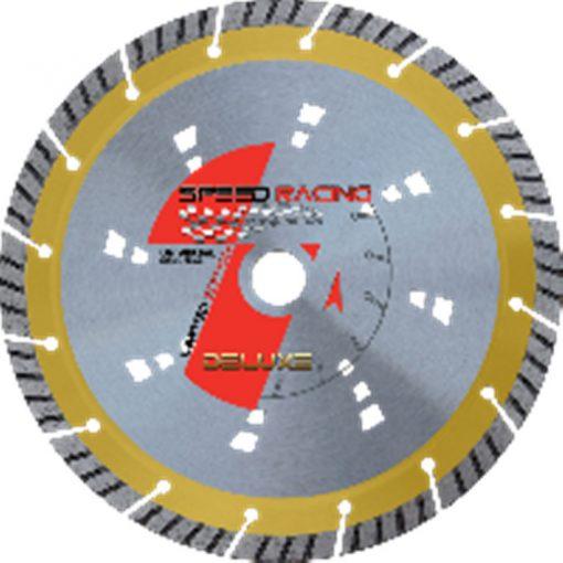 DIATECH SL230 Gyémánt Vágótárcsa Speed Racing 230x22.2x10mm Turbo