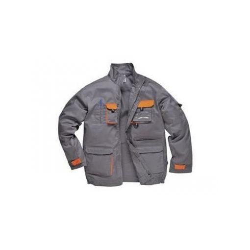 PORTWEST TX10GRRXL Kabát TEXO Kétszínű Szürke TX 10 XL